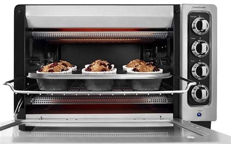 Countertop Baking Oven by Best Countertop Convection Oven 2017 Reviews Buyer S Guide