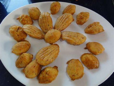 la cuisine de bernard madeleine les meilleures recettes de madeleines salées et madeleines