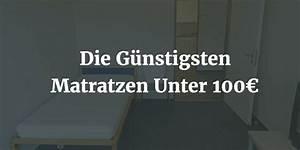 Schlafsofa Unter 100 Euro : g nstigsten matratzen unter 100 euro matratzen guru ~ Bigdaddyawards.com Haus und Dekorationen
