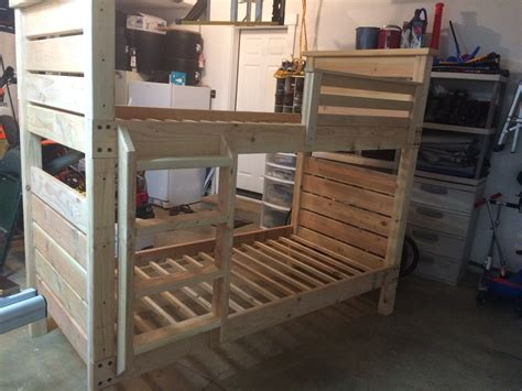 ana white bunk beds diy projects