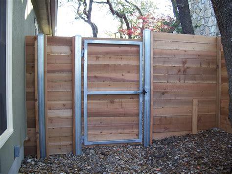 Wood Gate Photos