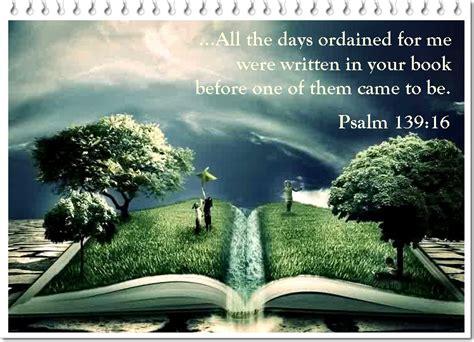 Psalm 139 16