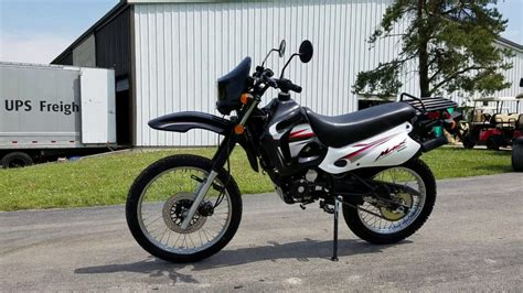 250cc Hawk 4 Enduro Dirt Bike Street Legal For Sale At