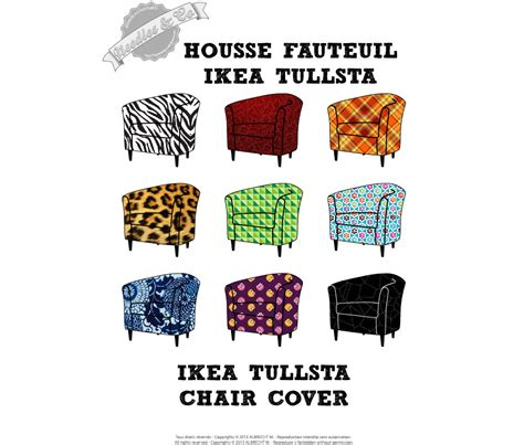 patron housse de chaise ikea tullsta chair cover pattern patron housse ikea tullsta
