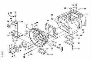 Fuller Gearbox Crp 105c-137 Clutch Release Fork