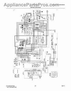 Parts For Frigidaire Lghc2342lf2  Wiring Diagram Parts