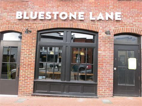 "Кофейня и кафе для завтрака$$$$. PoPville » ""Bluestone Lane Joins The Frye Shoe Company"" Today"