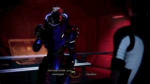 Mass Effect 2: ... Mass Effect Shepard Quotes