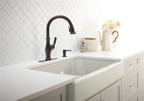 how to install a kitchen faucet finding a farmhouse kitchen faucet farmhouse made
