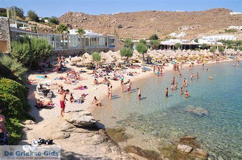 Paradise Beach Mykonos Holidays In Paradise Beach