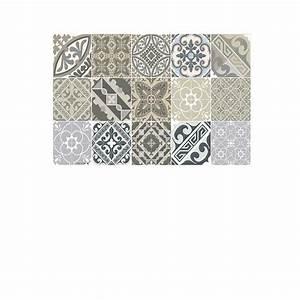 Set De Table : beija flor set de table vinyl carreaux de ciment tapis carreaux de ciment ~ Teatrodelosmanantiales.com Idées de Décoration