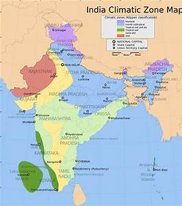14 Important Maps of India (Physical and Political Map ...
