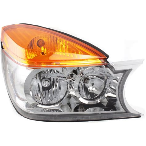 Buick Rendezvous Headlight by 02 03 Buick Rendezvous Headlight Headl Rh Right