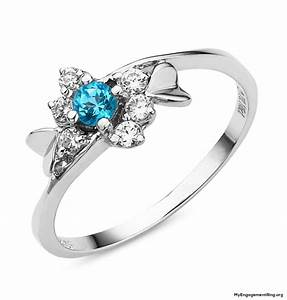 engagement wedding rings With flower wedding rings diamond