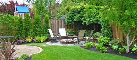 Landscaped Backyards Pictures by Mulch Greendell Landscape Solutions