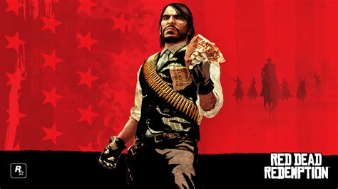 Red Dead Redemption Images John Marston Wanted Hd