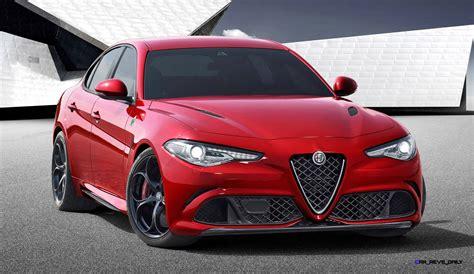 Alfa Romeo Quadrifoglio by 2016 Alfa Romeo Giulia Quadrifoglio