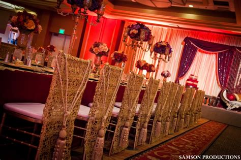 wedding reception fit for royalty by samson productions newport california