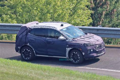 Gmc Granite 2020 by Spied 2020 Gmc Granite Buick Encore And Chevrolet Trax