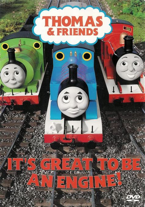 great    engine dvd thomas  tank engine