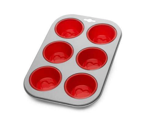 kaiser flexobelle mini heart pan  cup cutlery