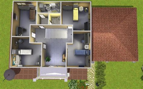 plans pour maisons sims 3 studio design gallery best design
