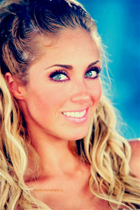 Actress Anahi Blonde Cute Eyes Image 187475 On