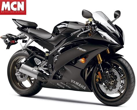 2008 Yamaha R6 by See The American 2008 Yamaha R6 Colours Mcn