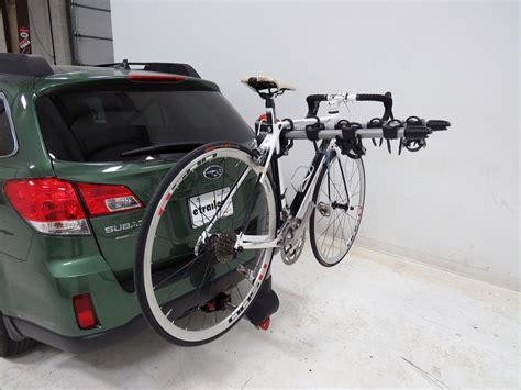 subaru bike rack 2015 subaru outback wagon yakima ridgeback 4 bike rack 1