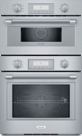 thermador  convection double combo oven slyman bros