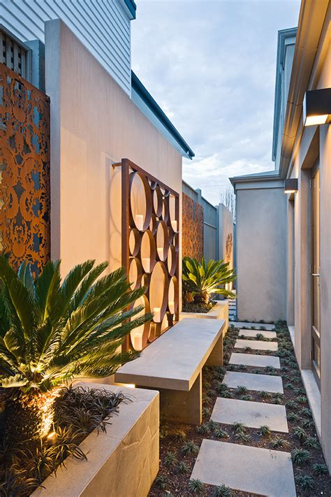 outdoor walls ideas wonderful outdoor metal wall art decorating ideas gallery in entry modern design ideas