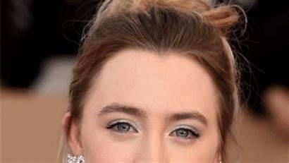Sag Hair Awards Glamour Carpet Makeup Close