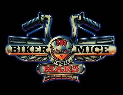 Mice Biker Mars