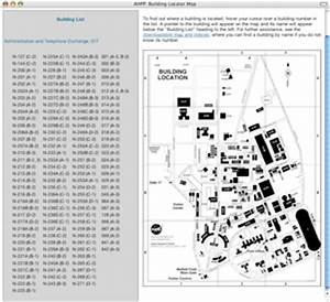 AHPP: Building Locator Map Home
