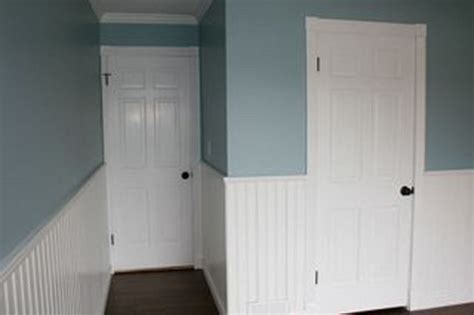 Beadboard Wainscoting Panel Bathroom