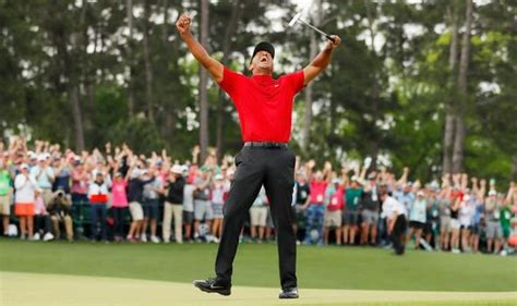 Tiger Woods wife: How ex-wife celebrated Masters win ...