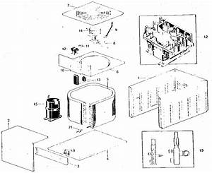 Rheem Condensing Units Functional Replacement Parts