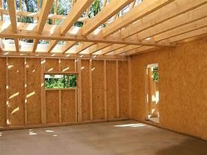 Epaisseur Mur Ossature Bois : avis maison ossature bois boismaison ~ Melissatoandfro.com Idées de Décoration