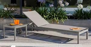 Chaise Longue Bain De Soleil : chaises longues de jardins tous les fournisseurs chaise longue pliable transat bain de ~ Mglfilm.com Idées de Décoration