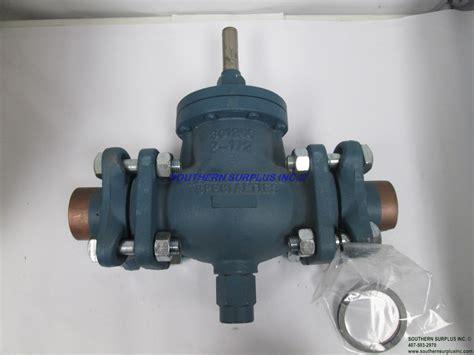 parker sa solenoid valve flange union