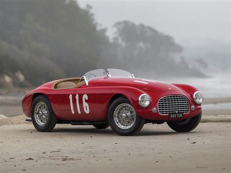 Ferrari 166 Mm Barchetta 1950