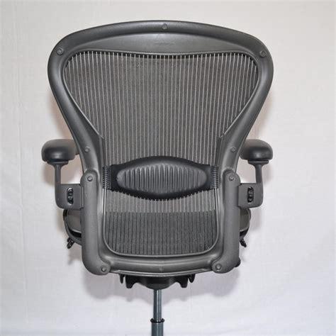 herman miller aeron size c task chair lumbar