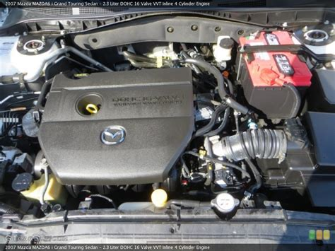 2003 Mazda 6 6 Cylinder Engine by Mazda 6 2 3 2007 Auto Images And Specification