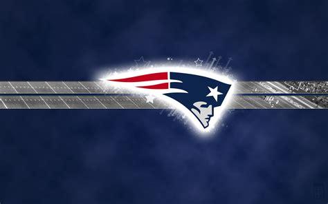 Dark Minimalist Desktop Wallpaper New England Patriots Football Logo Desktop Wallpaper