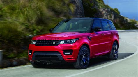 Land Rover Range Rover Picture 2016 land rover range rover sport hst picture 623460