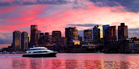 Boston Sunset Cruise Discounts Save Up To 20 Off