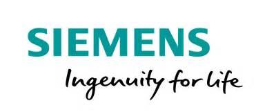 Siemens logo - Presserum - Siemens