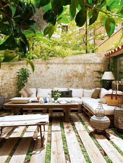 idee deco petit jardin comment amenager sa terrasse dans
