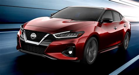2019 Nissan Maxima updated 2019 nissan maxima to debut at la auto show