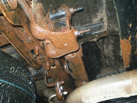 coating rust frame truck rusty corrosion check vs waxes tars metal underneath coatings away sealants unprotected begins worn